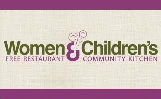 Woman and Children's Free Restaurant & Community Kitchen Retina Logo